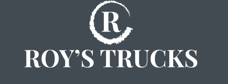 Roy's Trucks & Equipment Logo