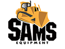 SAMS EQUIPMENT by US TRACTOR Logo