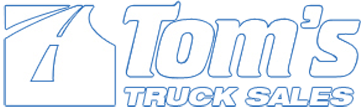 Tom's Truck Sales Logo