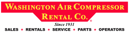 Washington Air Compressor Logo