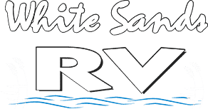 White Sands RV Logo