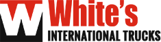 White's International Trucks Logo