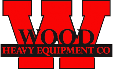 Wood Heavy Equipment Logo