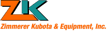 Zimmerer Kubota & Equipment Logo